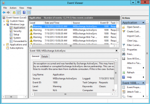 Event Viewer EventID 1008